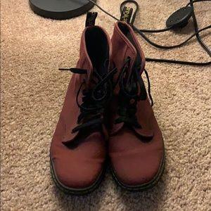 Doc Marten sneakers!